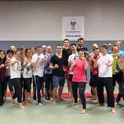 Karate Hofsteig Erwachsene Karate lernen Hirschmann Fit & Gesund Selbstverteidigung