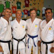 Karate Hofsteig Erwachsene lernen Karate Fit & Gesund Selbstverteidigung Karate Vorarlberg Gerhard Grafoner
