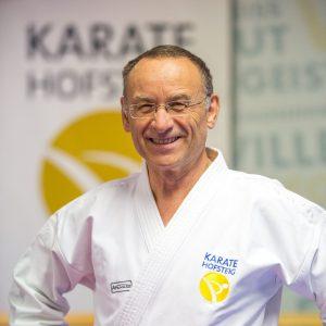KARATE HOFSTEIG Trainer Kata Kumite Gerhard Grafoner Christian Mörth