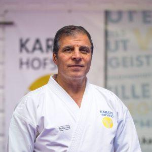 KARATE HOFSTEIG Trainer Kata Kumite Gerhard Grafoner Saleh Al Hussini