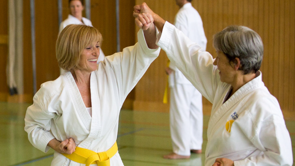 KARATE HOFSTEIG Erwachsene Karate lernen Karate mach klug