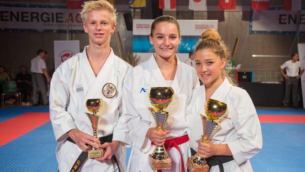 KARATE HOFSTEIG Spitzensport Karate lernen Karate mach klug