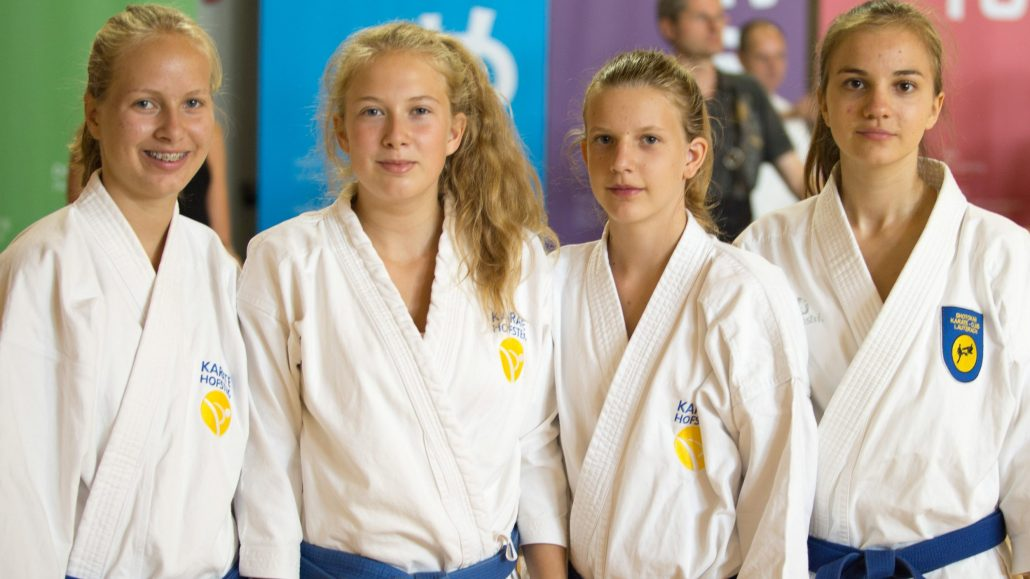 KARATE HOFSTEIG Teenager Karate lernen Karate mach klug