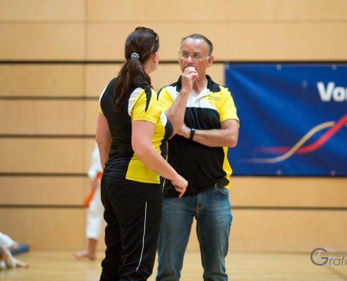 Dornbirner Karate Cup 2018 KARATE HOFSTEIG Kata Kumite Andrea Forster Christian Mörth