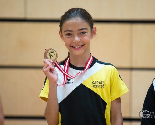 Dornbirner Karate Cup 2018 KARATE HOFSTEIG Kata Kumite David Nussbaumer Vincent Forster Kathalina Grafoner