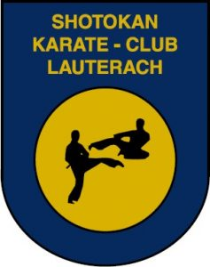 Logo Shotokan Karate Club Lauterach alt Johnny Matt
