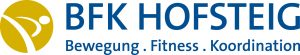 BFK HOFSTEIG Logo Bewegung Fitness Koordination mit Karate Partnerverein KARATE HOFSTEIG