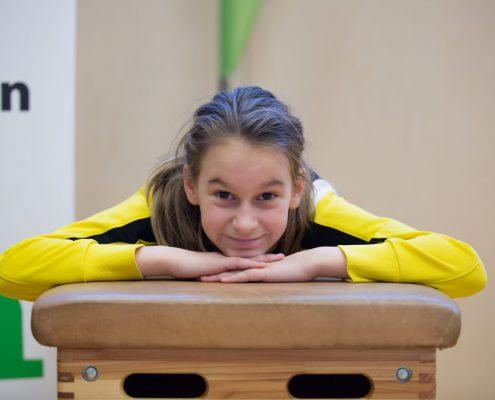 KARATE HOFSTEIG Nikolausturnier 2018 Feldkirch Antonia Veits