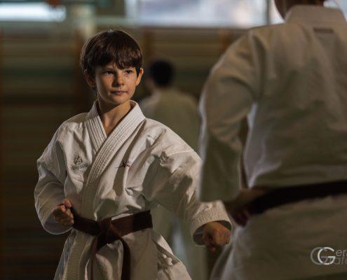 KARATE HOFSTEIG Karate Lehrgang Silvio Campari 2018 Lauterach David Nussbaumer