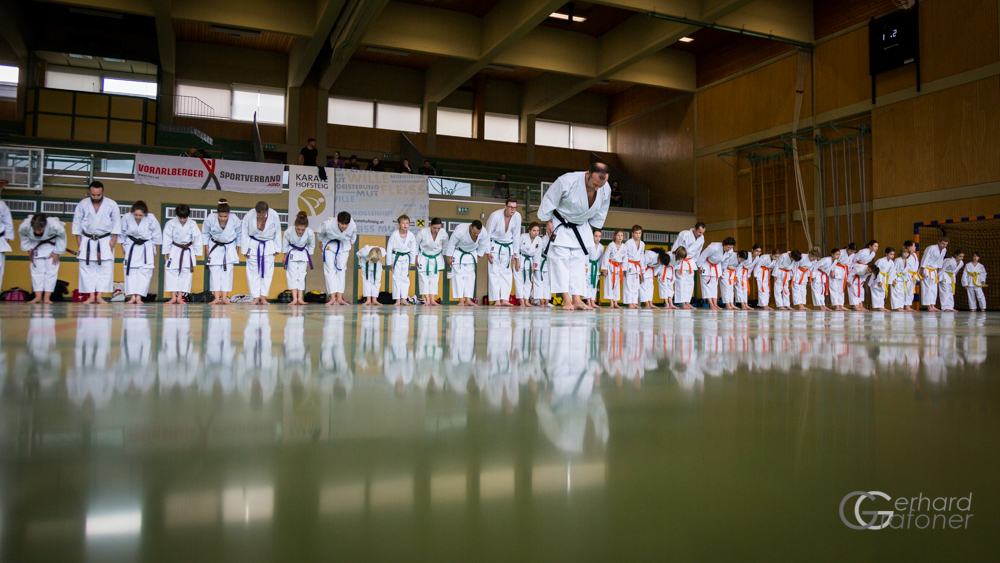 Karate Lehrgang mit Silvio Campari