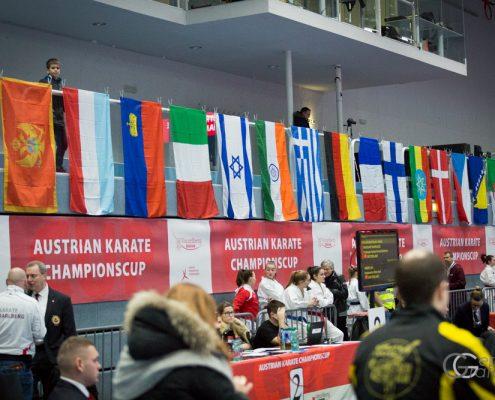 AUSTRIAN KARATE CHAMPIONSCUP 2019 Hard KARATE VORARLBERG KARATE HOFSTEIG
