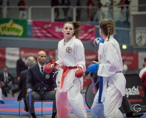 AUSTRIAN KARATE CHAMPIONSCUP 2019 Hard Marijana Maksimovic KARATE VORARLBERG KARATE HOFSTEIG