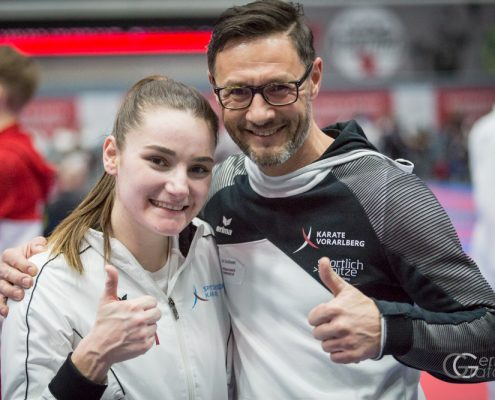 AUSTRIAN KARATE CHAMPIONSCUP 2019 Hard Gerhard Grafoner Marijana Maksimovic KARATE VORARLBERG KARATE HOFSTEIG