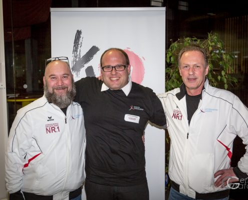 AUSTRIAN KARATE CHAMPIONSCUP 2019 Hard Johannes Purtscher Thomas Häuslinger Michael van Delft KARATE VORARLBERG KARATE HOFSTEIG