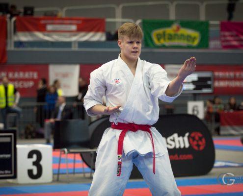 AUSTRIAN KARATE CHAMPIONSCUP 2019 Hard Saku Virtanen KARATE VORARLBERG KARATE HOFSTEIG