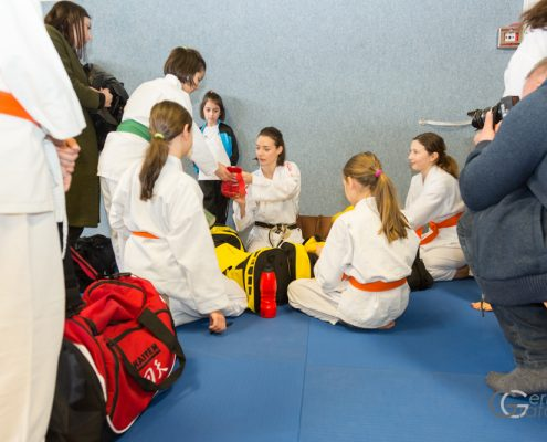 INNOVATION DAYS 2019 KARATE HOFSTEIG KARATE VORARLBERG Olympiazentrum Vorarlberg Bettina Plank Hannah Lutz Michelle Flecker Kathalina Grafoner Antonia Veits Sara Hubmann