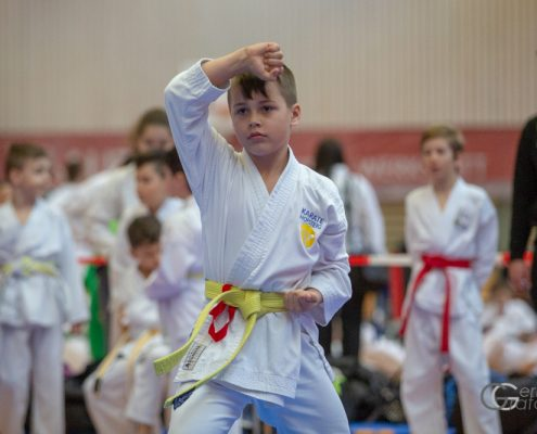 KARATE HOFSTEIG Nicki Cup 2019 KARATE VORARLBERG Michal Dominik