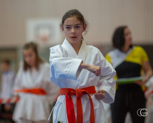 KARATE HOFSTEIG Nicki Cup 2019 KARATE VORARLBERG Kathalina Grafoner