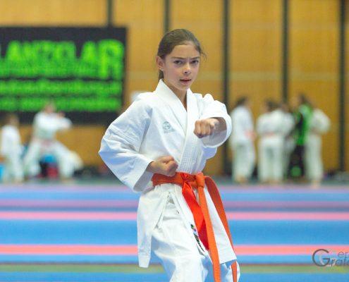 Dornbirner Karate Cup 2019 KARATE HOFSTEIG Kathalina Grafoner
