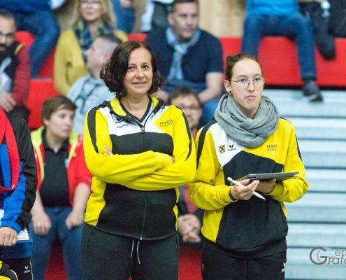 Dornbirner Karate Cup 2019 KARATE HOFSTEIG Andrea Forster Tamara Seiwald