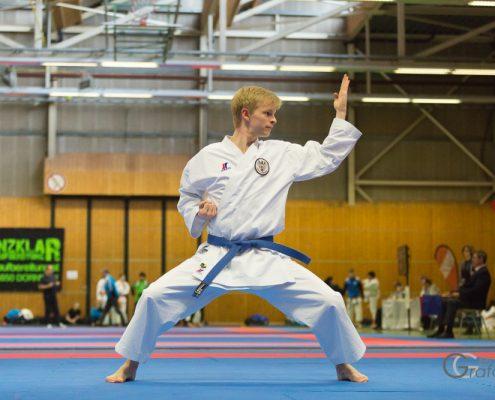Dornbirner Karate Cup 2019 KARATE HOFSTEIG Vincent Forster