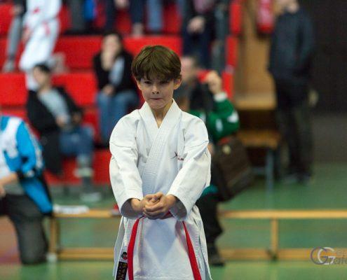 Dornbirner Karate Cup 2019 KARATE HOFSTEIG David Nussbaumer