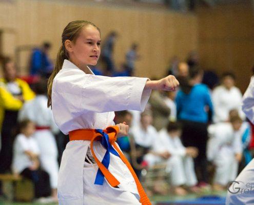 Dornbirner Karate Cup 2019 KARATE HOFSTEIG Antonia Veits