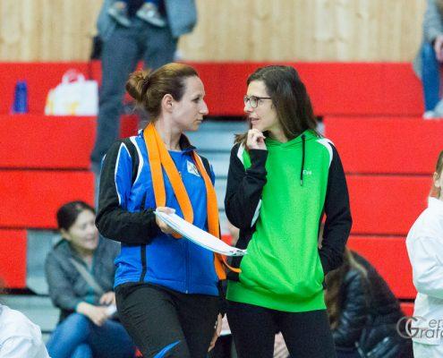 Dornbirner Karate Cup 2019 KARATE HOFSTEIG Franzi Forte KARATE VORARLBERG Eva Dellemann-Itchara KC Feldkirch