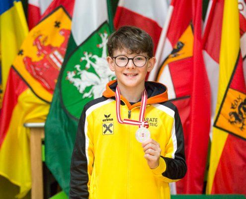 Österreichische Nachwuchsmeisterschaft 2019 Fürstenfeld KARATE HOFSTEIG Geri Grafoner David Nussbaumer