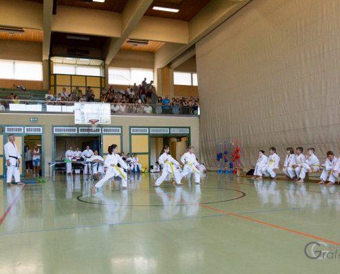 Kyu Prüfung 2019 KARATE HOFSTEIG