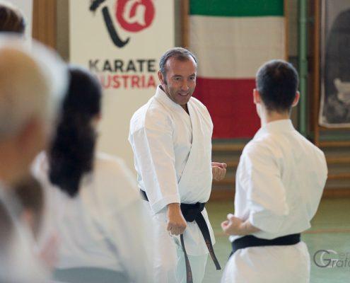 KARATE HOFSTEIG Lehrgang Silvio Campari 2019 KARATE VORARLBERG