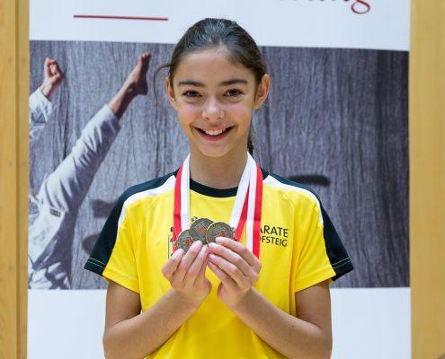 Landesmeisterschaft 2019 Koblach KARATE HOFSTEIG KARATE VORARLBERG